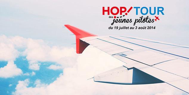 Hop Tour Jeunes Pilotes 2014 Agoralys