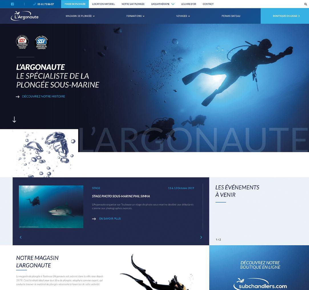 Argonaute Desktop