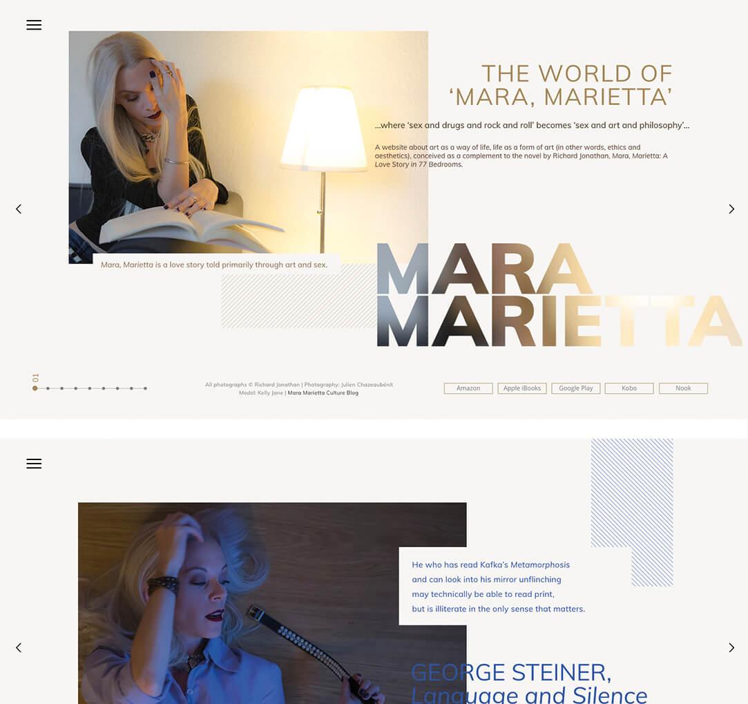 Mara Marietta Desktop