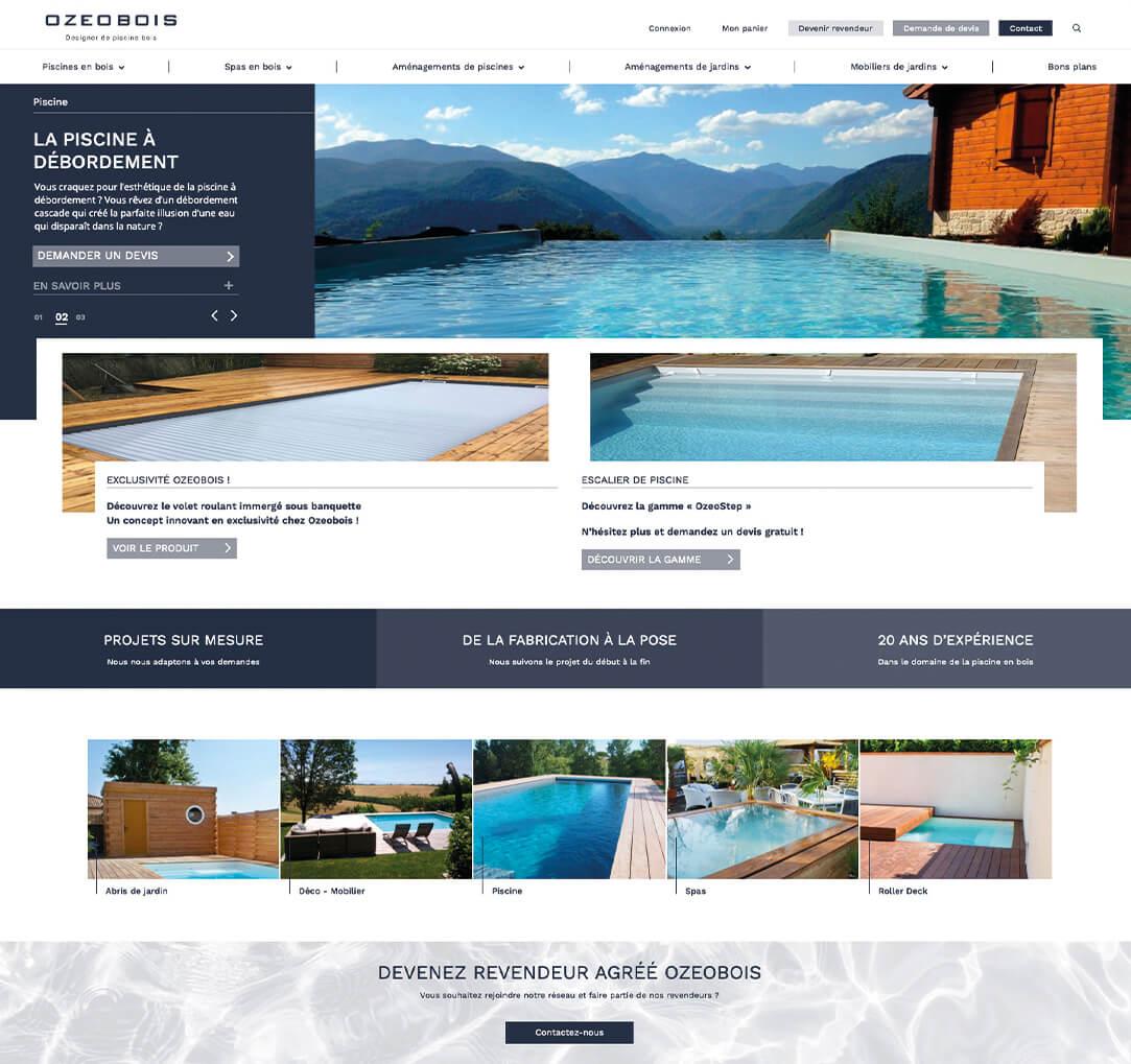Ozeobois Desktop