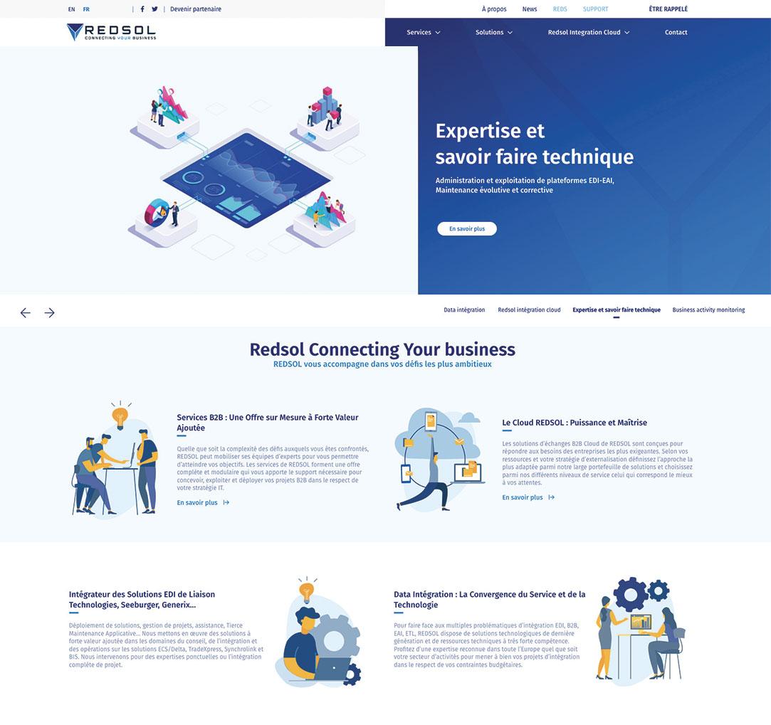 Redsol Desktop