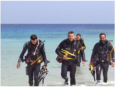 Fabrice Ortiz Diving Ssi