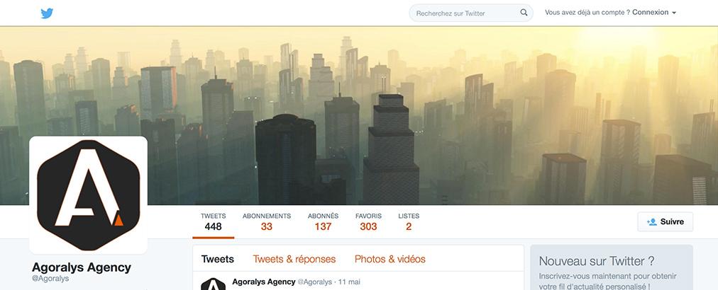 Agoralys Twitter Photo Profil